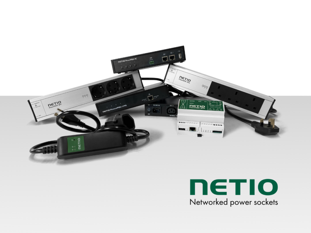 Netio Products Smart Power Sockets All Devices Remote Control V2