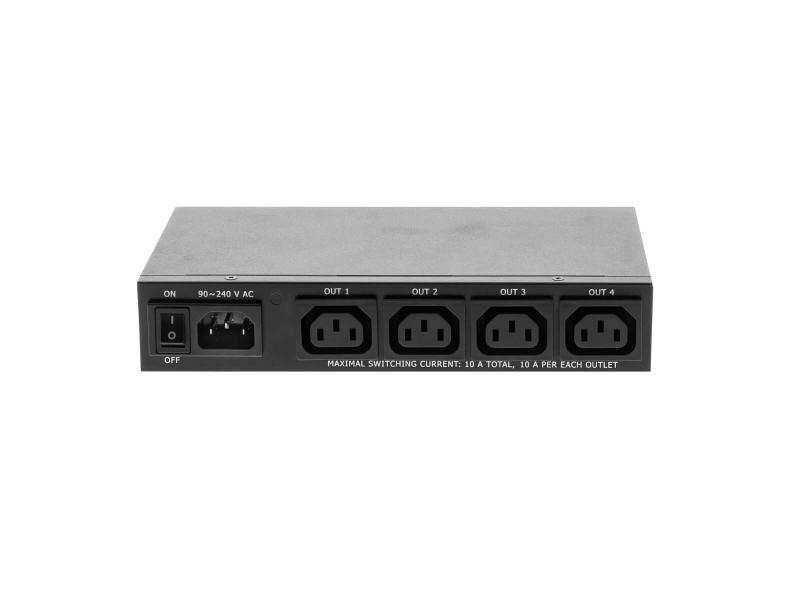 Powerpdu 4ps Netio Lan Ethernet Controlled Pdu 230v